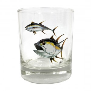 Ross Art Double Old Fashion Glasses - 4 Set