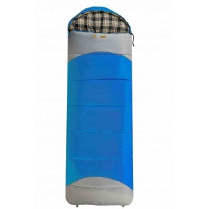 Oztrail Mountain View Hooded Sleeping Bag