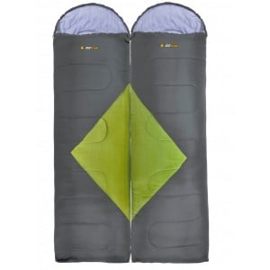 Oztrail Bass Twin Pack Sleeping Bag