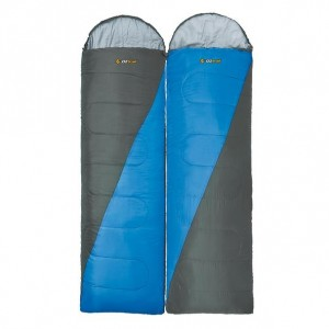 Oztrail Fraser Twin Pack Sleeping Bag