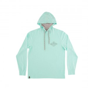 Salty Crew Mens Four Corners Tech Hoodie