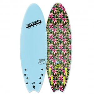 Catch Surf Odysea Skipper Pro Quad Softboard