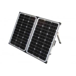 Solar King 120w 12V Portable Folding Solar Panel Kit