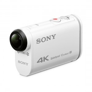 Sony X1000V 4K Action Camera w/ GPS PLUS Over $200 Worth of Accessories (Reverse Auction)