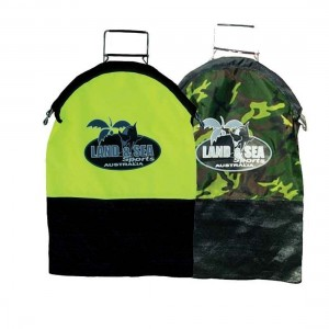 Land & Sea Catch Bag Auto Spring Loaded