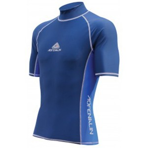 Adrenalin Mens S/S Rash Vest