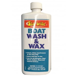 Star Brite Boat Wash & Wax Liquid