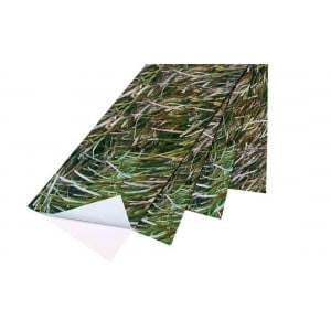 Omer Camo 3D Speargun Kit Stickers