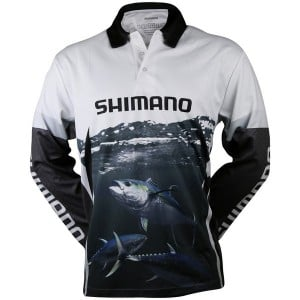 Shimano Ocea Tuna Sublimated L/S Shirt
