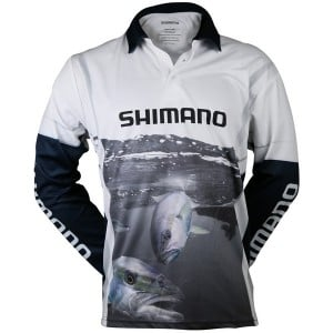 Shimano Coltsniper Kingfish Sublimated L/S Shirt