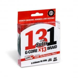 Sufix 131 G-Core X13 Braid - 150yd