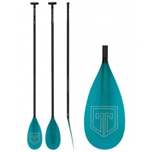 Trident 588 Fiberglass Carbon Adjustable Paddle Single