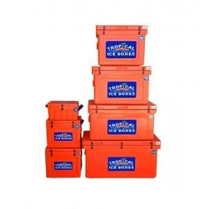 Tropical Iceboxes Ice Box