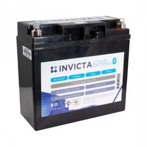 Invicta Lithium 12V 20Ah Battery