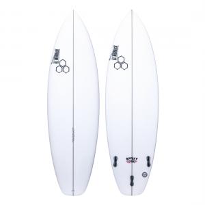 Channel Islands Rocket Wide Squash Surfboard - FCS2 Fins