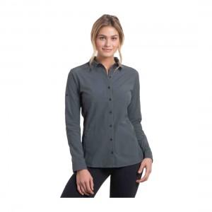 KUHL Womens Invoke Long Sleeve Shirt