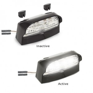 LED Autolamps Licence Plate Light