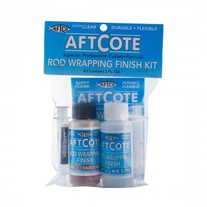 Aftco AftCote Rod Wrapping Finish Kit