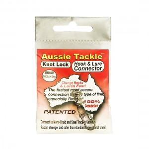 Aussie Tackle Knot Lock