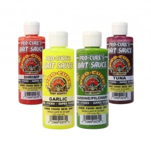 Pro-Cure Tinted Bait Sauce - 4oz