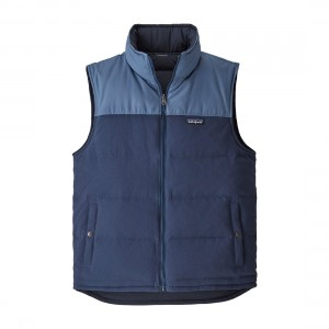 Patagonia Mens Reversible Bivy Down Vest
