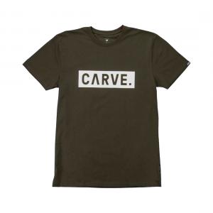 Carve Mens Block T-Shirt