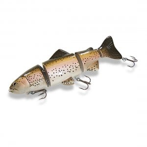 Castaic Rock Hard Swim Bait #Rainbow Trout - Reverse Auction