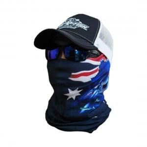 Big Fish Fish Headz Sun Protective Headwear