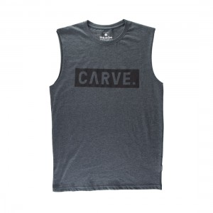 Carve Guns Out Mens Muscle Tank Top