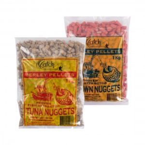 ICatch 1kg Burley Nuggets