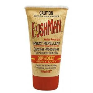 Bushman Ultra Gel 75g 80% Deet
