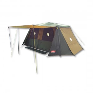 Coleman Tent Gold Series Instant-up with Awning 10 (Person)