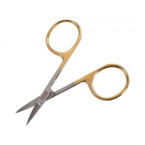 EJ Todd Stainless Steel 4in Iris Scissors