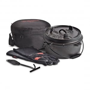 Campfire 4.5 Quart Camp Oven Set