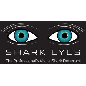 Shark Eyes - Shark Deterrent Decal