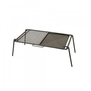Campfire Pioneer Steel Camp Grill 65 x 42cm