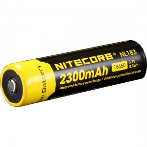 Nitecore NL1823 2300mAh 18650 LI-ION Battery