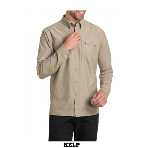 KUHL Mens Airspeed Long Sleeve Shirt
