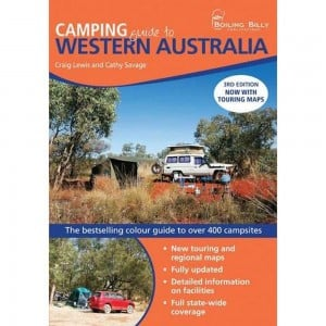 A.B.C Maps State Camping Guide