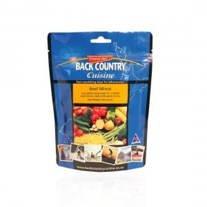 Back Country Beef Mince - 160gm