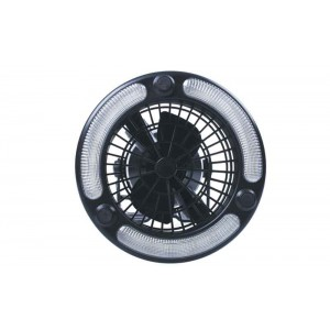 Oztrail Portable Fan & LED Light