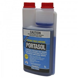 Companion Portasol Toilet Chemical 1L