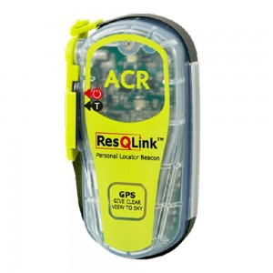 ACR Res Q Link 406MHZ Personal Locator Beacon