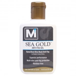 McNett Sea Gold Anti Fog Gel 37ml (Loose)