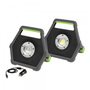 Companion XA1100 LED Area Light Lithium - Rechargeable
