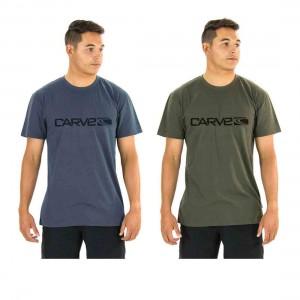 Carve Washed Break Mens Tee