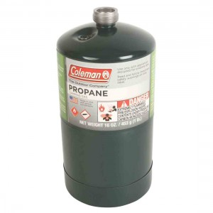 Coleman Lightweight LPG Bottle