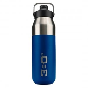 360 Degrees Stainless Steel Sip Cap Vacuum Insulated Bottle
