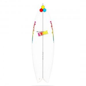Channel Islands Surfboards Fishbeard - Futures Fins