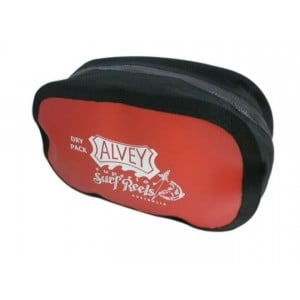 Alvey Dry Pack - Black / Red